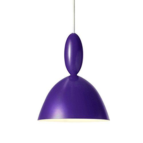 Muuto - Pendelleuchte/Deckenlampe - MHY - Purple/Lila - Aluminium