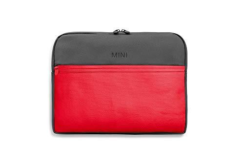 Mini Original Colour Block Laptop Sleeve Aktentasche Coral/grau / rot Kollektion 2018/2020