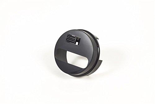 "Bully Dog - 30420 - T-Slot Pod Mount Adapter for A-Pillar Cover - 2-1/16"" Gauge Insert"