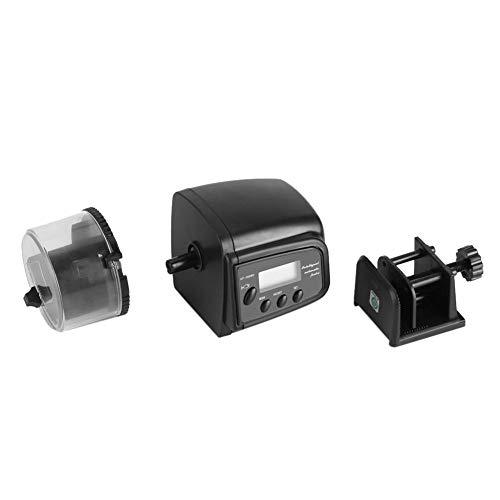 自動フィッシュフィーダー 自動給餌器 水槽自動フィーダー 手動および自動制御 使いやすい 大容量送り装置 調節可能 安全 便利 出張、旅行などに適用