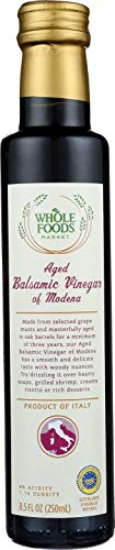 365 Everyday Value, Aged Balsamic Vinegar of Modena, 8.5 oz