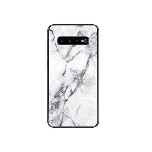 Phonecase - Carcasa trasera de silicona templada para Samsung Galaxy S7 Edge S8 S9 Plus S10 Lite Note 8 9 J2 J5 J7 Prime-A-J2 Pro 2018