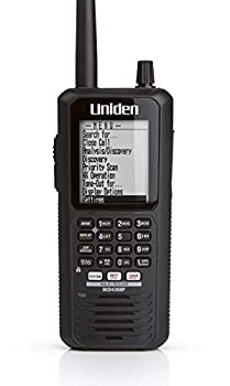 Handheld Digital Police Scanner Uniden: photo