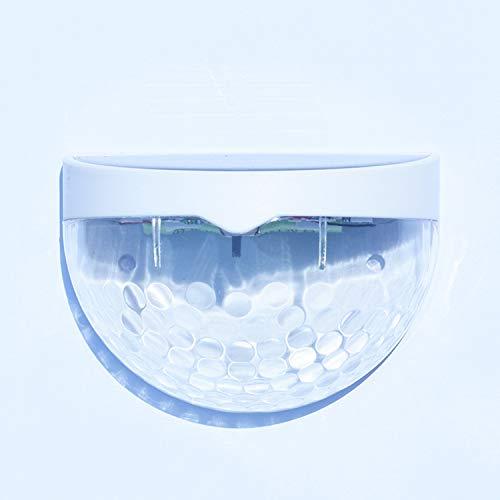 GY-Lmap Luces led iluminacion luz Exterior Solar Amazon Jardin focos solares para Exteriores Foco pergolas Baratas farolas potentes farolillos,Blanco