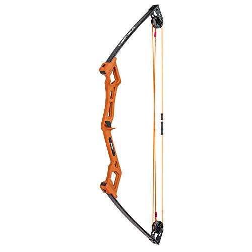 Bear Archery Apprentice Bow Set, Orange, One Size (AYS6001TR)
