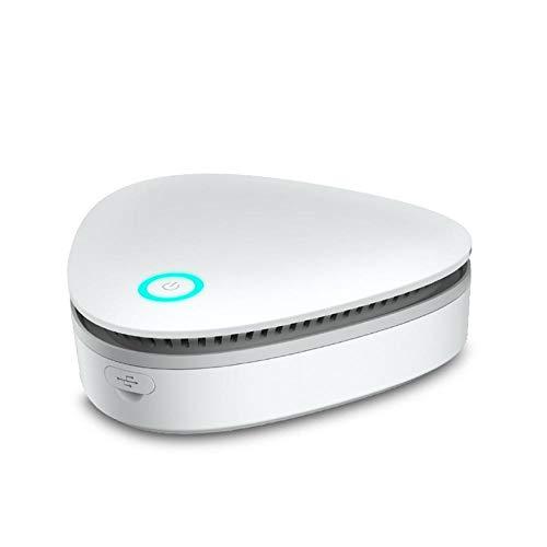 Tpdch Air Purifier, Mini Auto Luchtbevochtiger Ozon Generator, Koelkast Purifier Huisdier kamer Deodorizer