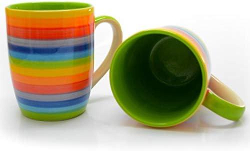 Top 10 Best rainbow coffee mug Reviews