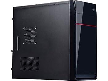 Rosewill SCM-01B Black Steel/Plastic Micro ATX Mini Tower Computer Case