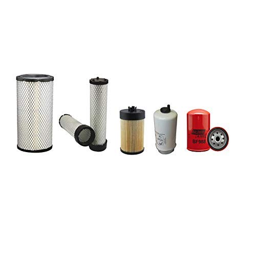 Deutz-Fahr Agrofarm 85-100 - 110 Kit Filtre Air - Huile - Essence