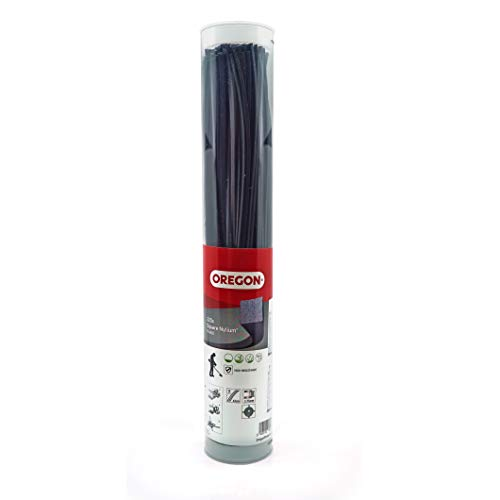 Oregon - Hilo de desbrozadora cuadrado Nylium®, 3,75mm, 42cm