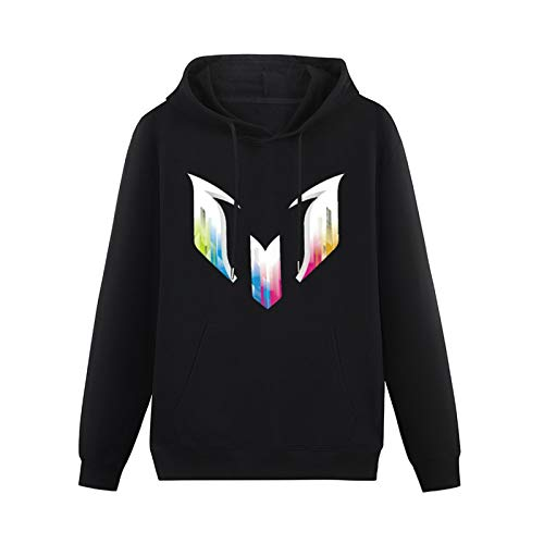 BXCF Youth Teen Sweatshirt HoodieLionel Messi Barcelona Fc Logo Girls Boys with Heavyweight Hooded