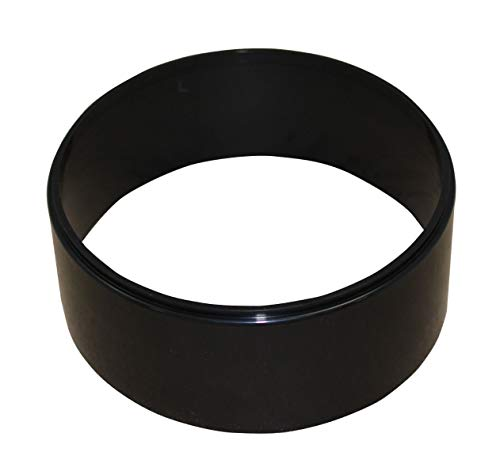 1//2 Inch Tall x 5 1//8 Neck Size Air Cleaner Spacer Riser