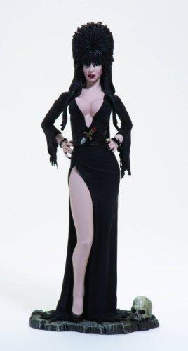 Amok Time Elvira: Mistress of The Dark Deluxe 7' Action Figure