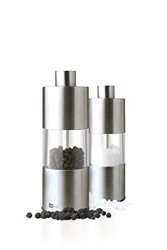 AdHoc Peper- of zoutmolen Classic zoutmolen, pepermolen, kruidenmolen, 13,00 cm