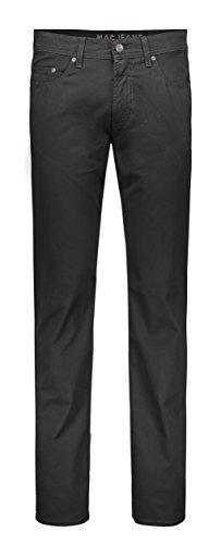 MAC Jeans Herren Ben Straight Jeans, Schwarz (Power P090), W32/L32