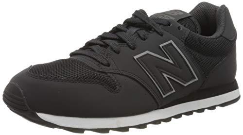 New Balance 500, Sneaker Uomo, Nero (Black TRX), 42 EU