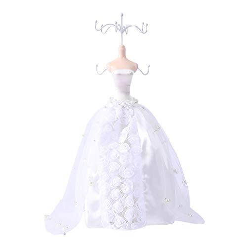 Brautkleid Form Schmuckständer Stöckelschuh Schaufensterpuppe Geeignet für Aufbewahrung