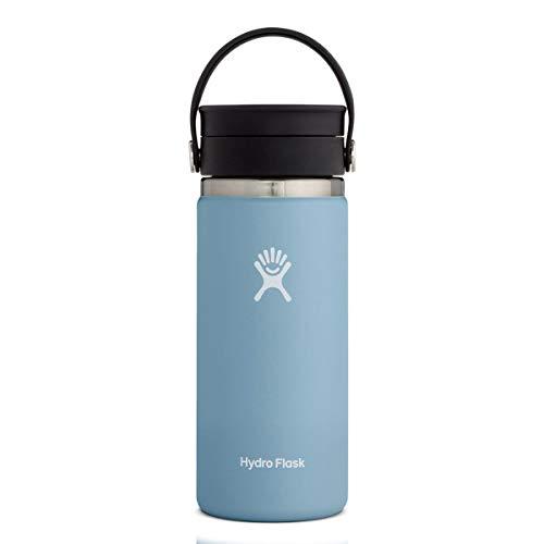 Hydro Flask Wide Flex SIP Lid Botella, Unisex Adulto, Rain, 473ml