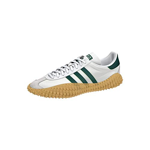 adidas Originals Country X Kamanda Never Made, Cloud White-Green-Gum, 7,5