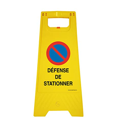 Balise Chevalet de signalisation (Défense stationner)