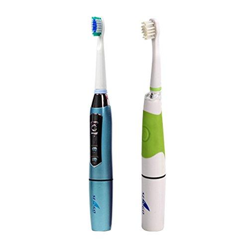 gingival casa inteligente sonic cepillo de dientes eléctrico dentífrico Familiar de Menores...