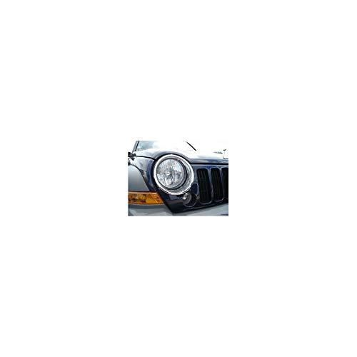 Enjoliveur De Phare Chromé Jeep Cherokee Kj