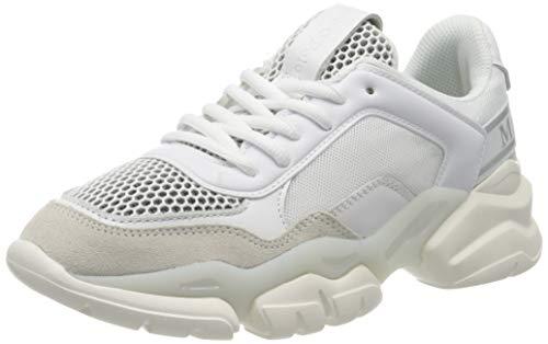 Marc O'Polo Damen 00115503501610 Sneaker, Weiß (White 100), 38 EU