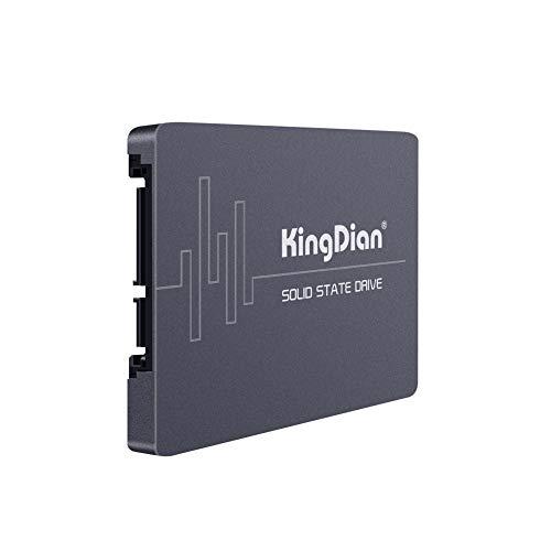 Disco duro KingDian con capacidad de 480 GB 2,5 pulgadas,...
