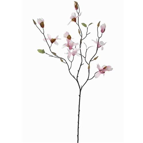 Dadeldo Home Zweig -Magnolia Medium- Kunstblume 90cm rosa