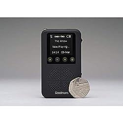 best pocket dab radios best radios. Black Bedroom Furniture Sets. Home Design Ideas