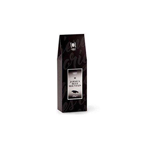 CAFÉ EN GRANO DE TUESTE NATURAL JAMAICA BLUE MOUNTAIN 100% ARÁBICA. 250 G.
