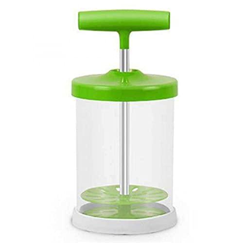 xilinshop Cream Dispenser Handheld DIY Whipped Cream Dispenser - Perfect Cream Whipper Maker for Gift(450ml Red) Professional Cream Whipper