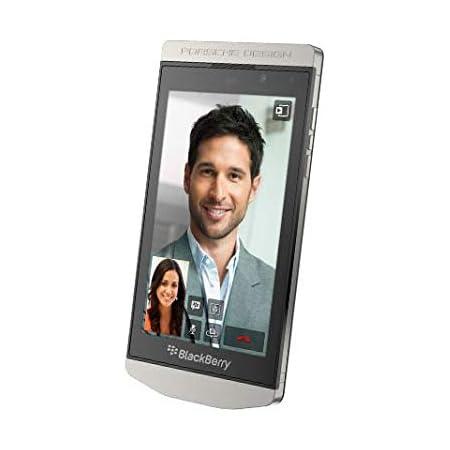 BlackBerry PD P´9982 64GB silver ME