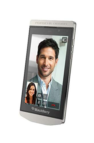 BlackBerry PRD-60451-001 10,66 cm (4,2 Zoll) Smartphone P'9982 Porsche Design (LTE, 64GB Speicher, 8MP Kamera, OS 10, Bluetooth 4.0) silver ME