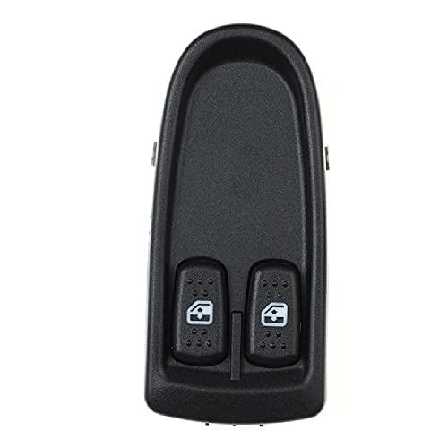 FBFGCar Accesorios para Iveco Daily IV 2006-2012 Interruptor de Control de botón de Espejo de Ventana eléctrica