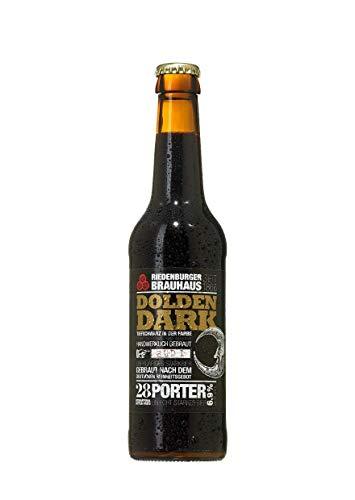 Dolden Dark Porter von Riedenburger (Dunkles Bier) aus Bayern - 6,9% / 0.33 Liter