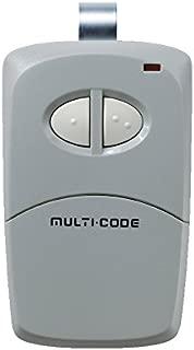Linear MCS412001 Multi-Code 2-Channel Visor Transmitter