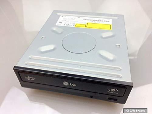 LG GSA-H58N DVD Brenner IDE schwarz, 5.25 Zoll, ohne Software und Zubehör, Bulk