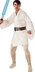 top rated Star Wars Ruby for Men: New Luke Skywalker Costume by Hope Deluxe According to US Standards 2021