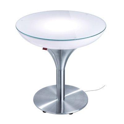 EEC A+, Moree Table basse Lounge M 55 Indoor - Avec éclairage LED PRO et télécommande