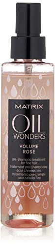 Matrix Oil wonders Volume rose Pre-shampoo treatment oil 125ml (13017)