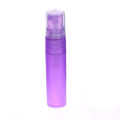 5 ml mini pulvérisateur peut être rempli de flacon pulvérisateur de parfum vide petit flacon pulvérisateur portable-violet