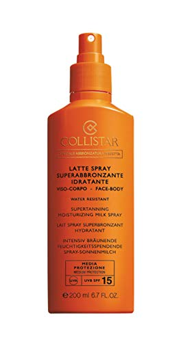 Collistar Latte Spray Superabbronzante Idratante - 200 ml.
