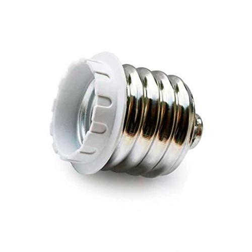 Adaptador/conversor para Bombillas E27 a E40