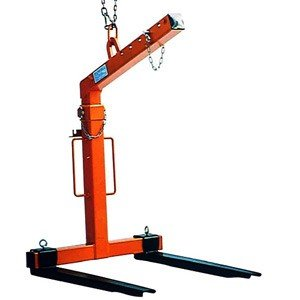 Palettengabel/Ladegabel für Kran 70a 1500kg