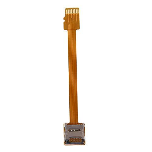Kuinayouyi - Kit scheda di memoria Tf maschio a femmina estensione cavo morbido piatto Fpc estensione 10 cm