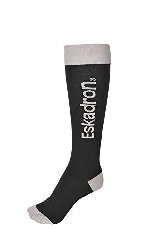 Eskadron Strümpfe Knee Socks, Caviar, 38-40