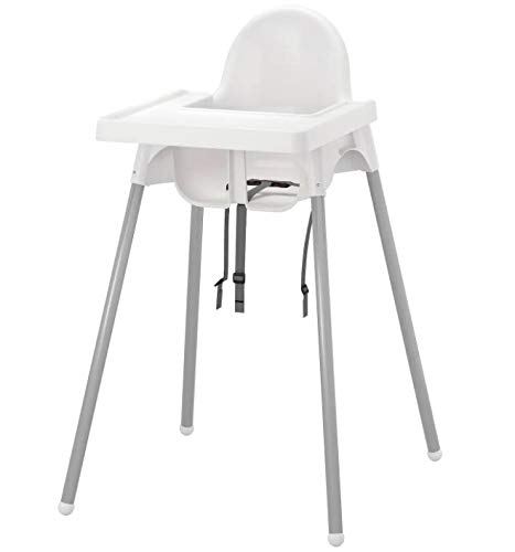 Adjustable 3-in-1 Baby Highchair Infant High Feeding Seat Toddler Table...