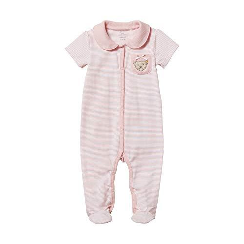 Steiff Baby-Mädchen Strampler, Rosa (Powder Pink 7010), 62