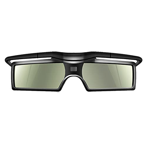 Qalabka G15-DLP 3D Active Shutter Brille 96-144Hz für LG/BENQ/ACER/Sharp DLP Link 3D Projektor
